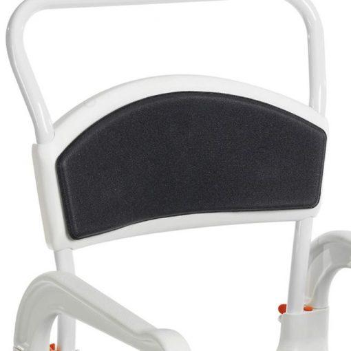 respaldo blando para silla de ducha clean