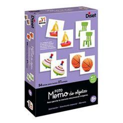 Memo Photo Objetos - Nueva caja