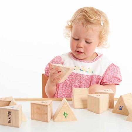 Prismas Sonidos para niños