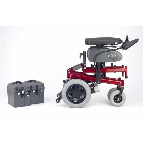 Alquiler silla de ruedas motorizada en Madrid