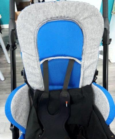 silla de ruedas pediatrica para sedestación