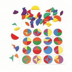 Formas y Circulos - Orientación