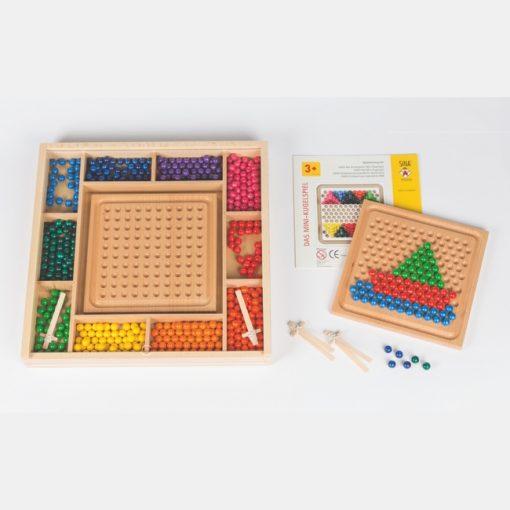 Mosaico motricidad con pinzas