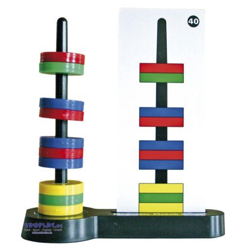Torre Magnética - Series