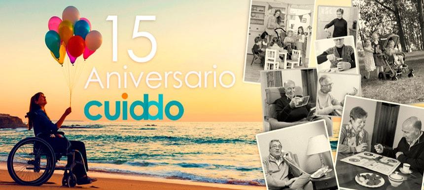 15 Aniversario Cuiddo