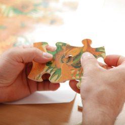Puzzle Piezas Grandes Van Gogh