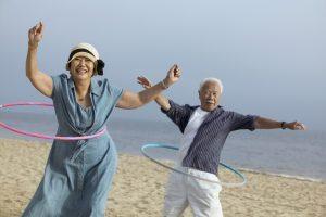 beneficios de hacer ejercicio en la tercera edad