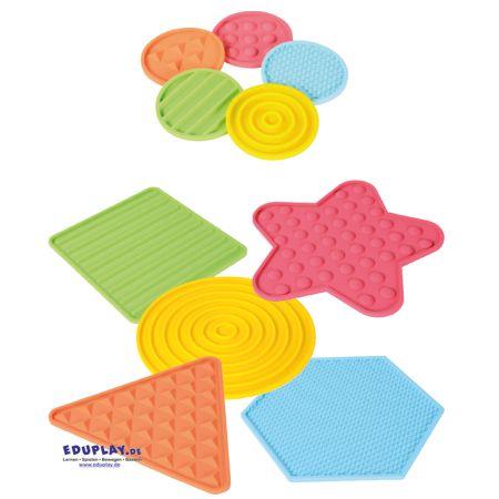 Placas Táctiles de Silicona