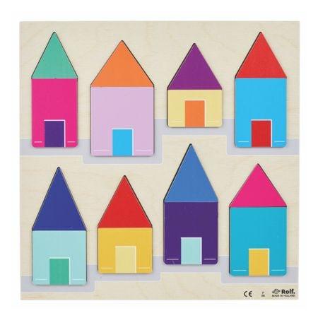 Puzzle Casas