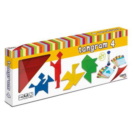 Set de Tangram de Madera