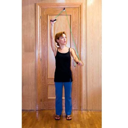 Polea para puerta modelo