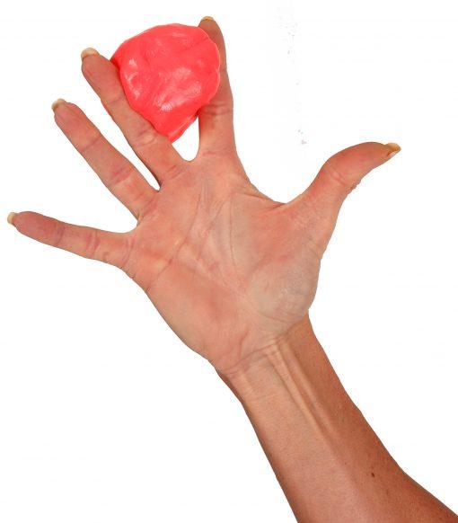 Masilla 450g rojo