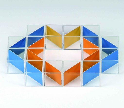 Cubos Perspectivas Tridimensionales - Propuesta