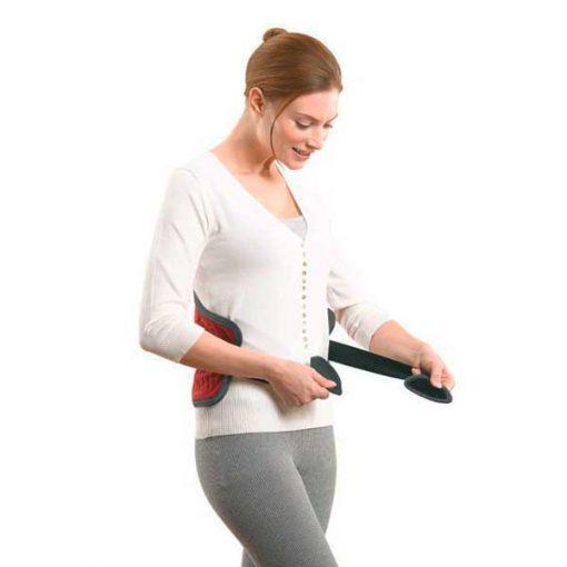 Manta cinturón eléctrico Lumbar/Cervical modelo