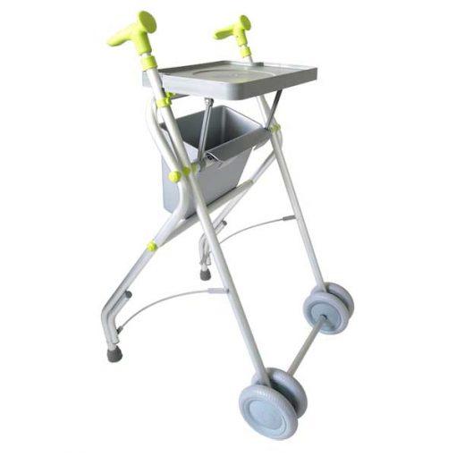 Andador Aluminio con Ruedas - Accesorios