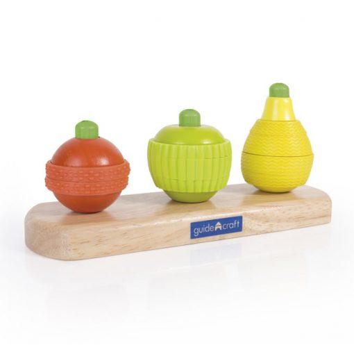 Apilables Frutas Táctiles