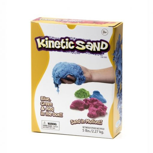 Arena - Kinetic Sand 3 Colores