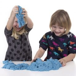 Arena - Kinetic Sand 3 Colores - Azul
