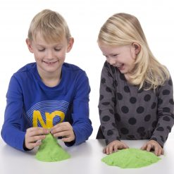 Arena - Kinetic Sand 3 Colores - Verde
