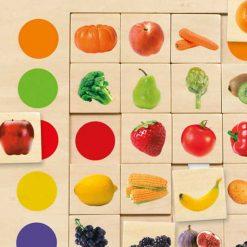 Asociación - Colores - Detalle