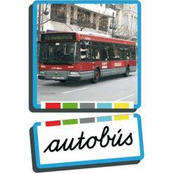 Autodidacto fotográfico autobus
