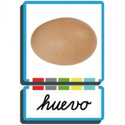 Autodidacto fotográfico huevo