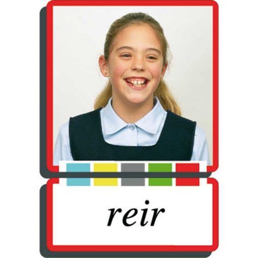 Autodidacto fotos verbos reir