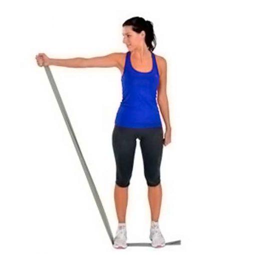 Bandas elásticas ejercicio