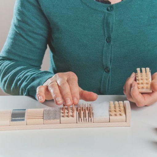 Barras Táctiles - Estimulación táctil