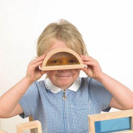 Bloques Sensoriales - Estimulación Visual