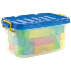 Bloques de Construcción Traslucidos - Caja