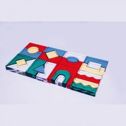 Bloques de Construcción Colores - Conjunto