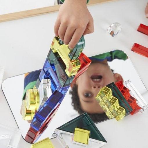 Bloques de Construcción Colores - Espejo