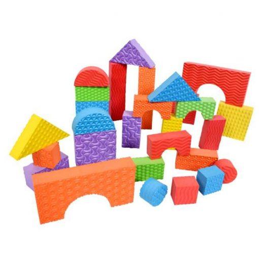 Bloques Foam Texturas