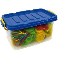 Caja enhebrar botones - caja