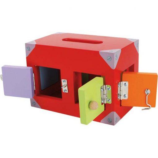 Caja de Cerraduras
