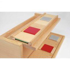 Caja reconocimiento táctil - caja