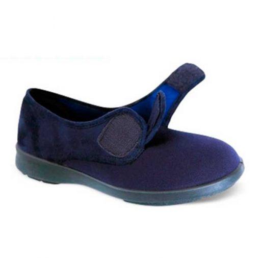 Zapato especial pies sensibles abierto