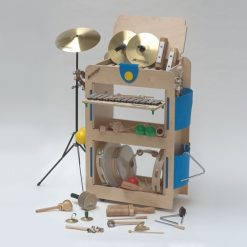 Carro Musical Bolsas