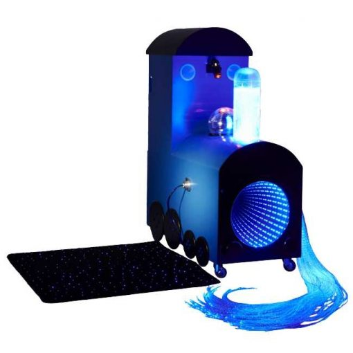 Carro Multisensorial Express Calma Azul