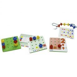 Clavijas (144 piezas) - juego