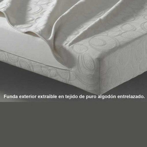 Colchón de látex