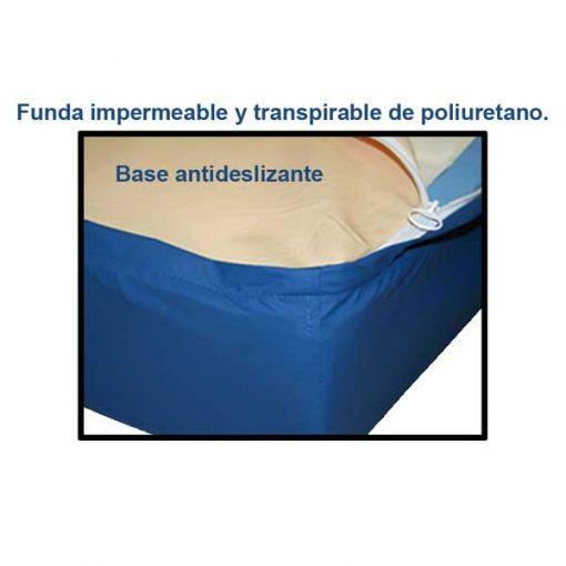 Colchón viscoelástico Combiflex Funda - Opcional