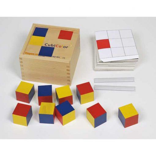 Cubicolor orientacion