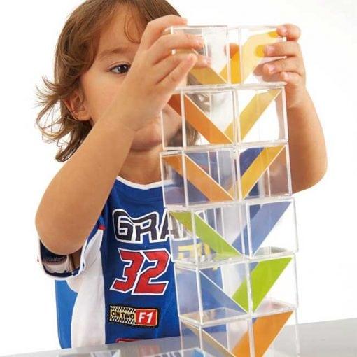 Cubos Perspectivas Tridimensionales - Orientación espacial