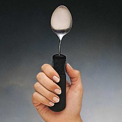 cuchara mango grueso