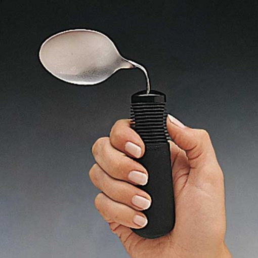 cuchara engrosada flexible