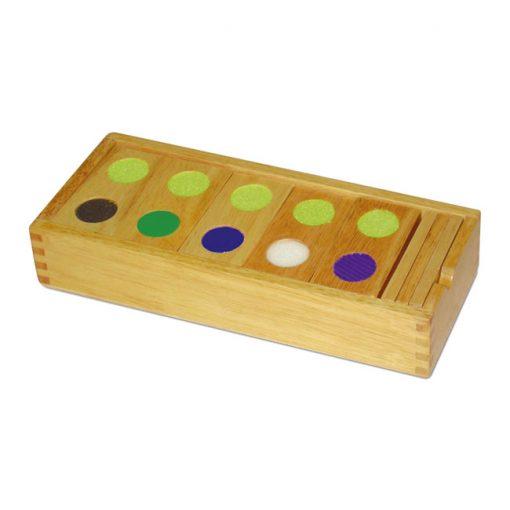Dominó Táctil - Caja