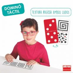 Dominó Tacto Visual - Táctil