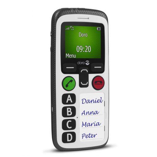 Móvil de fácil uso Doro 580